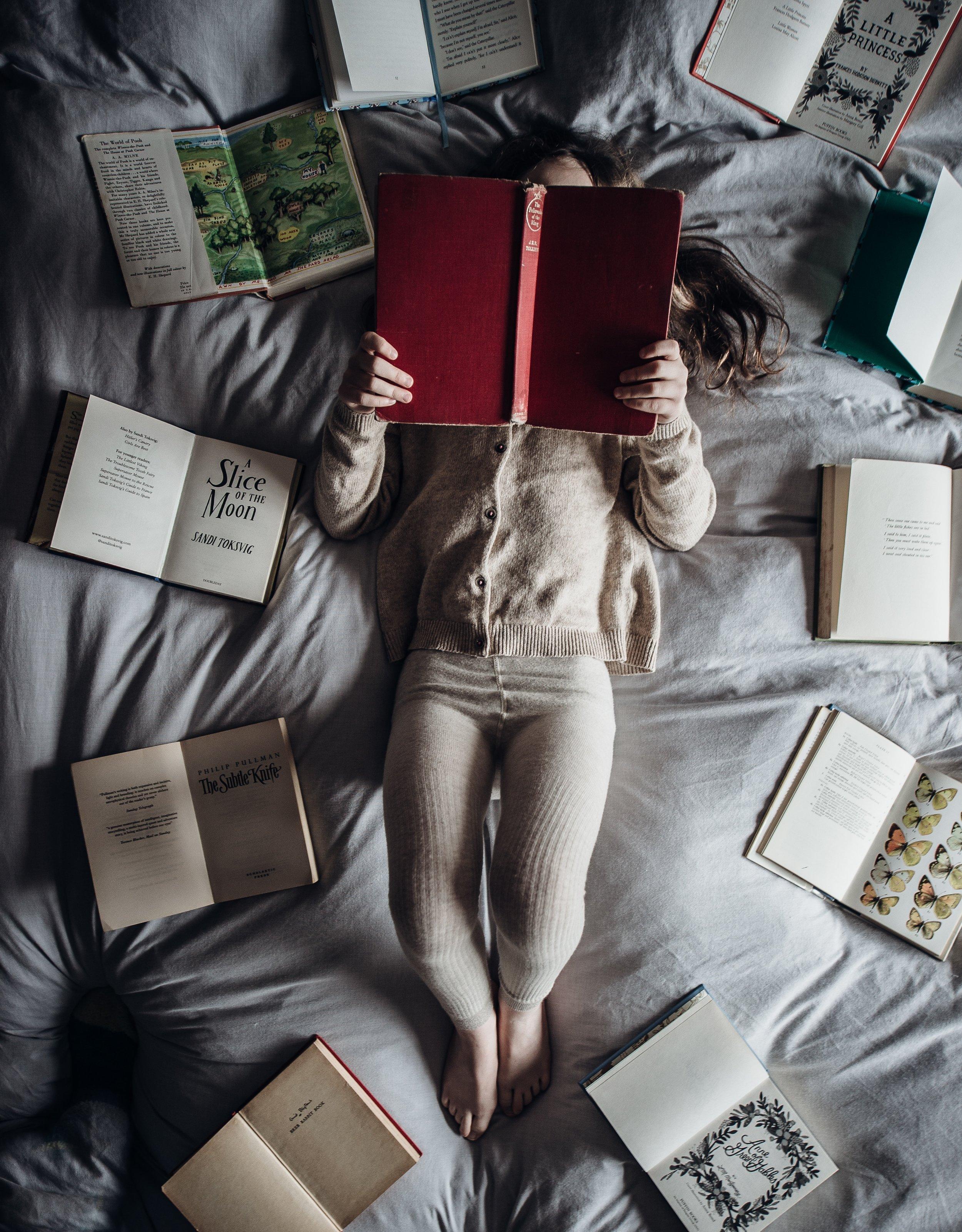 Girls Summer Reading List