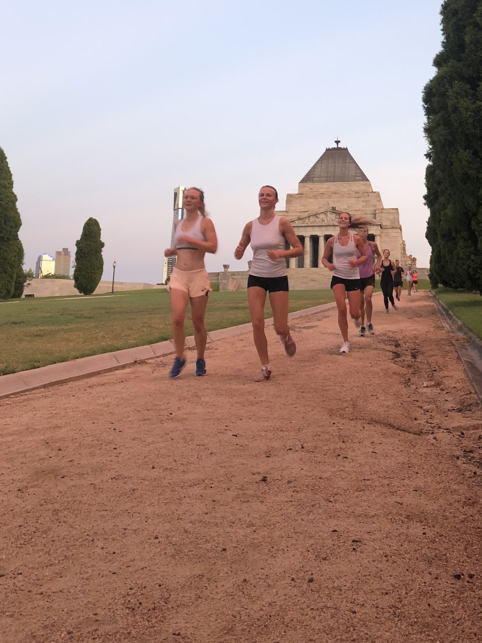 Alfred Health - Running Group