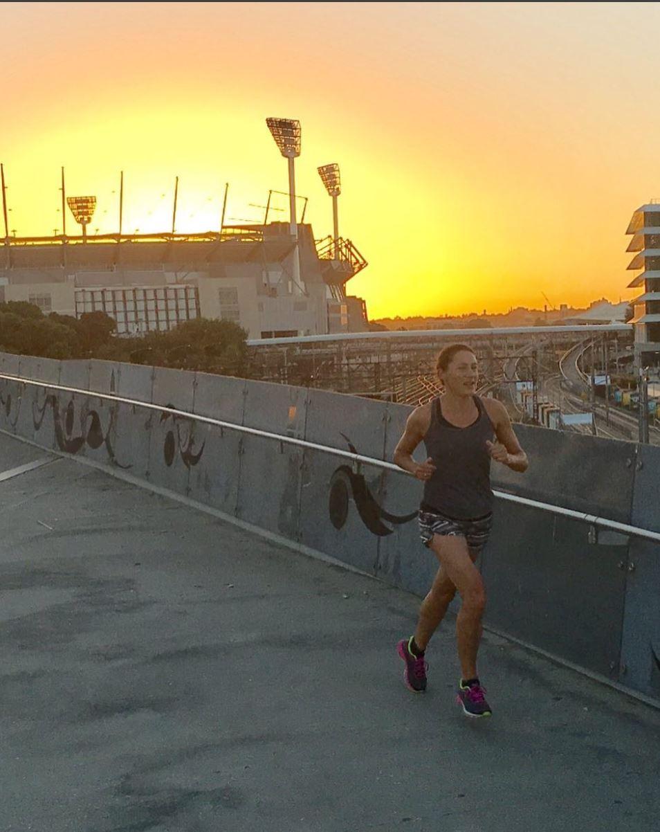 Running - Richmond
