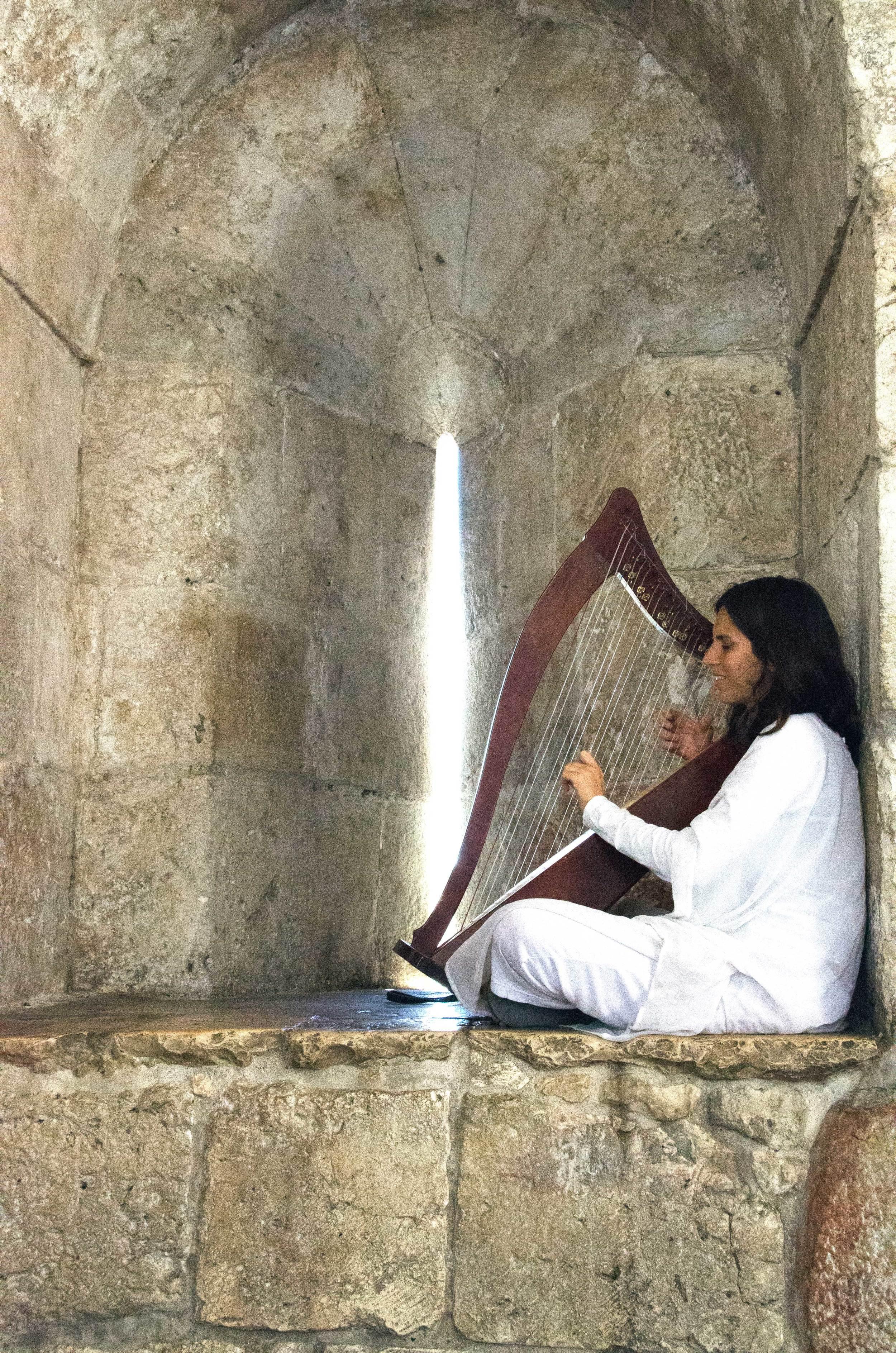 Harmony in the Old City - Jerusalum