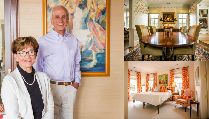 Featured in Walter Magazine  [Pictured: Chip & Lyn Andrews]
