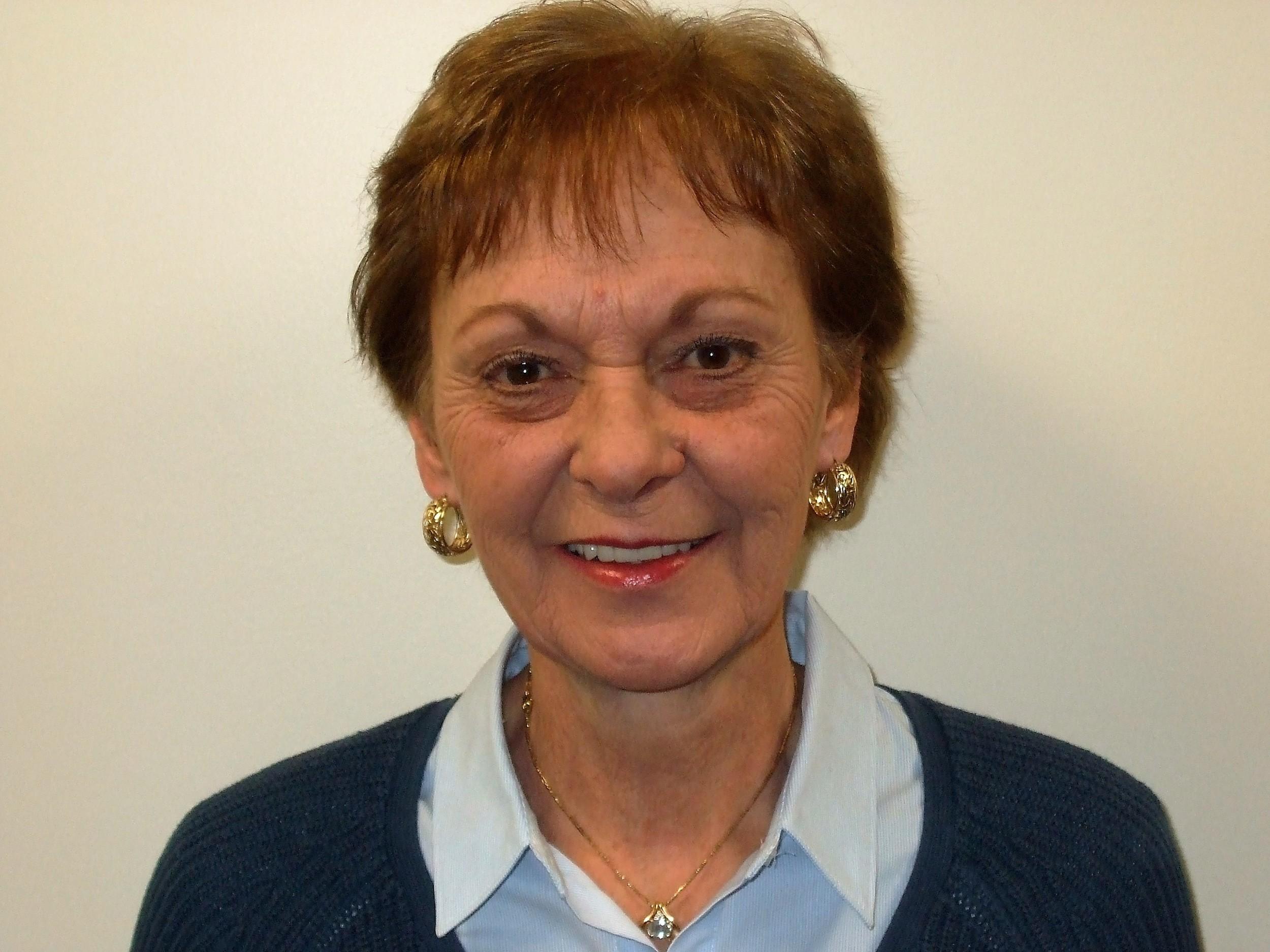Stella M Hendrickson, President