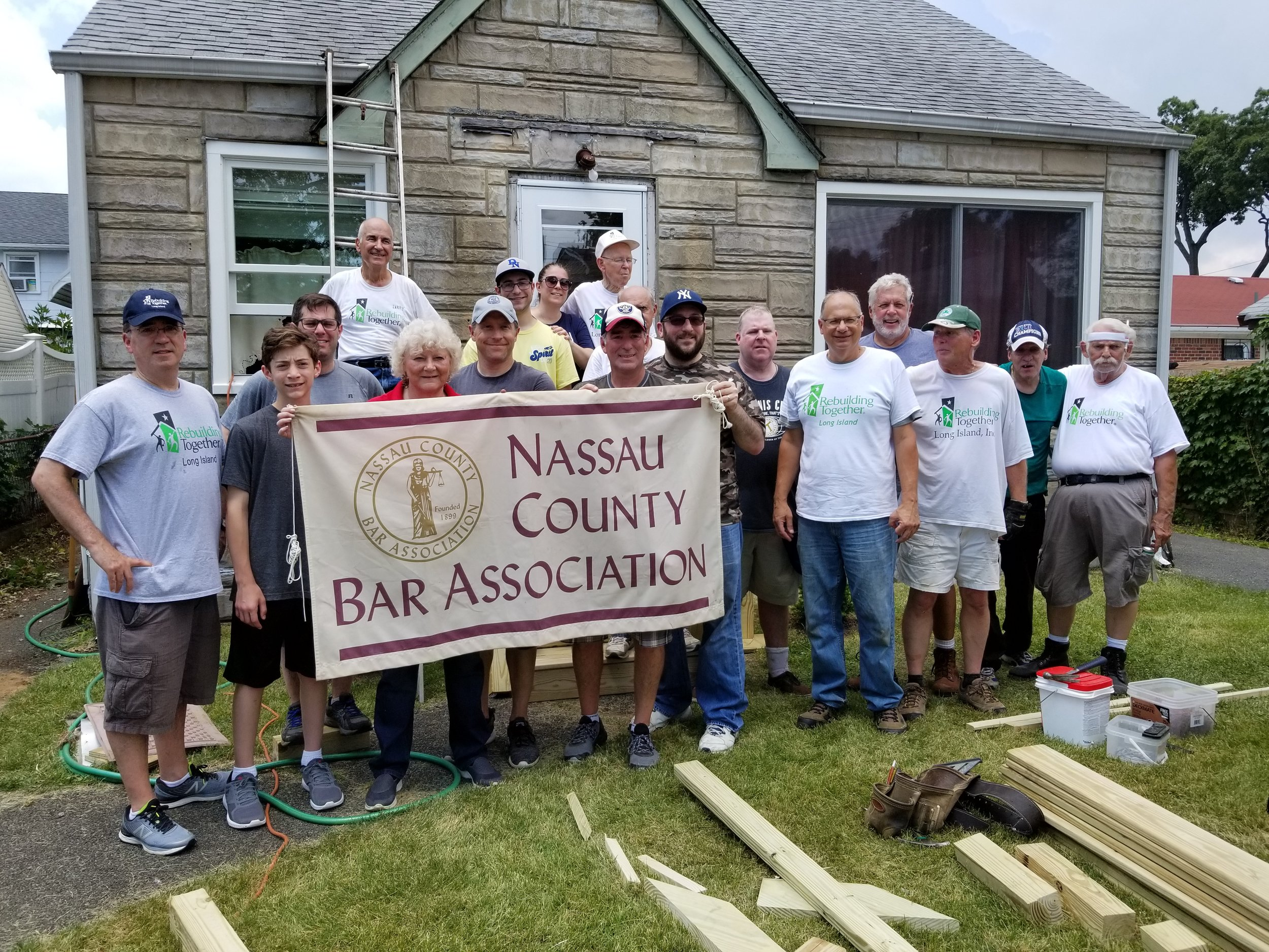 Thank You Nassau County Bar Association -