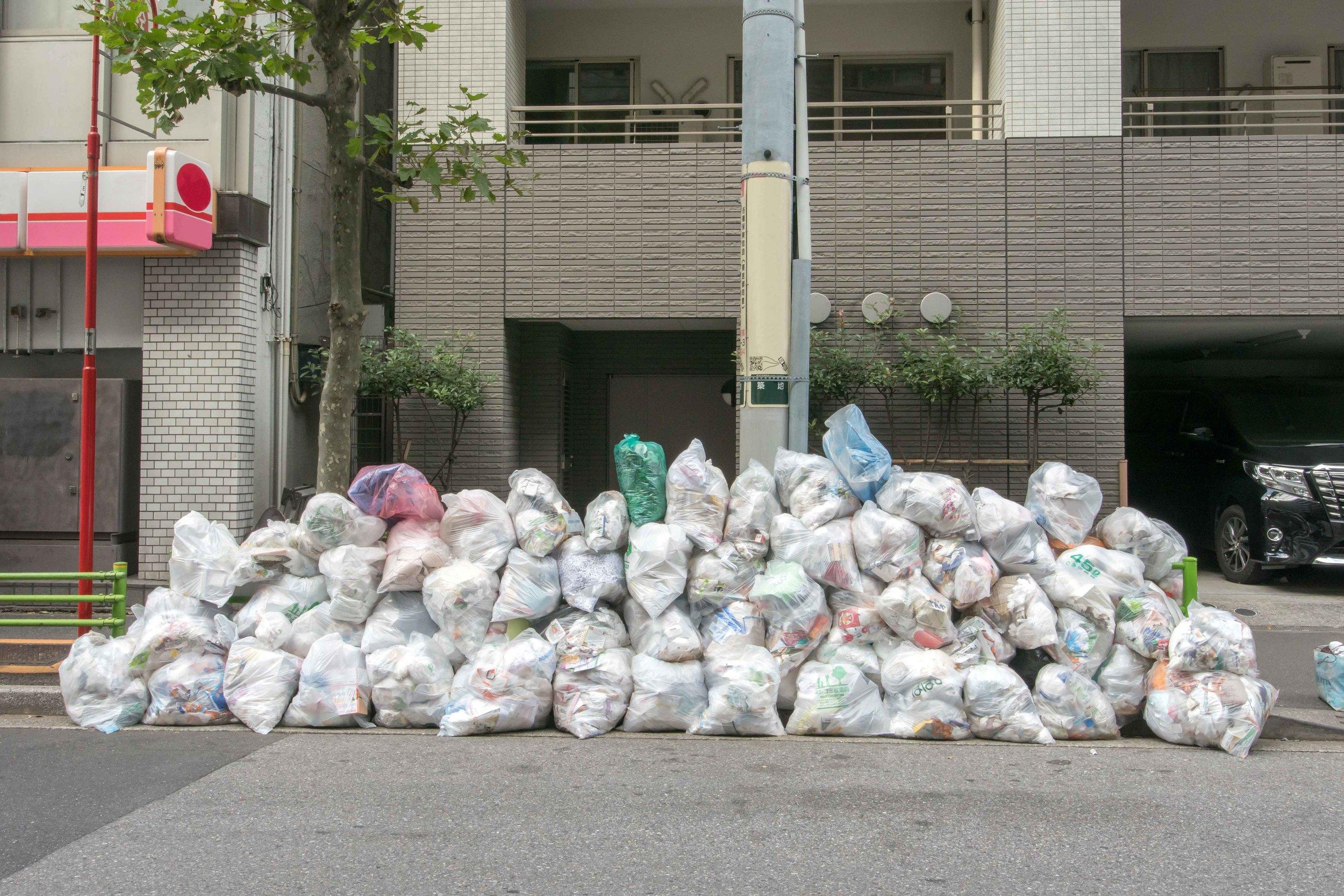 『3』ゴミ置き場・ポストは物件の環境を表している -