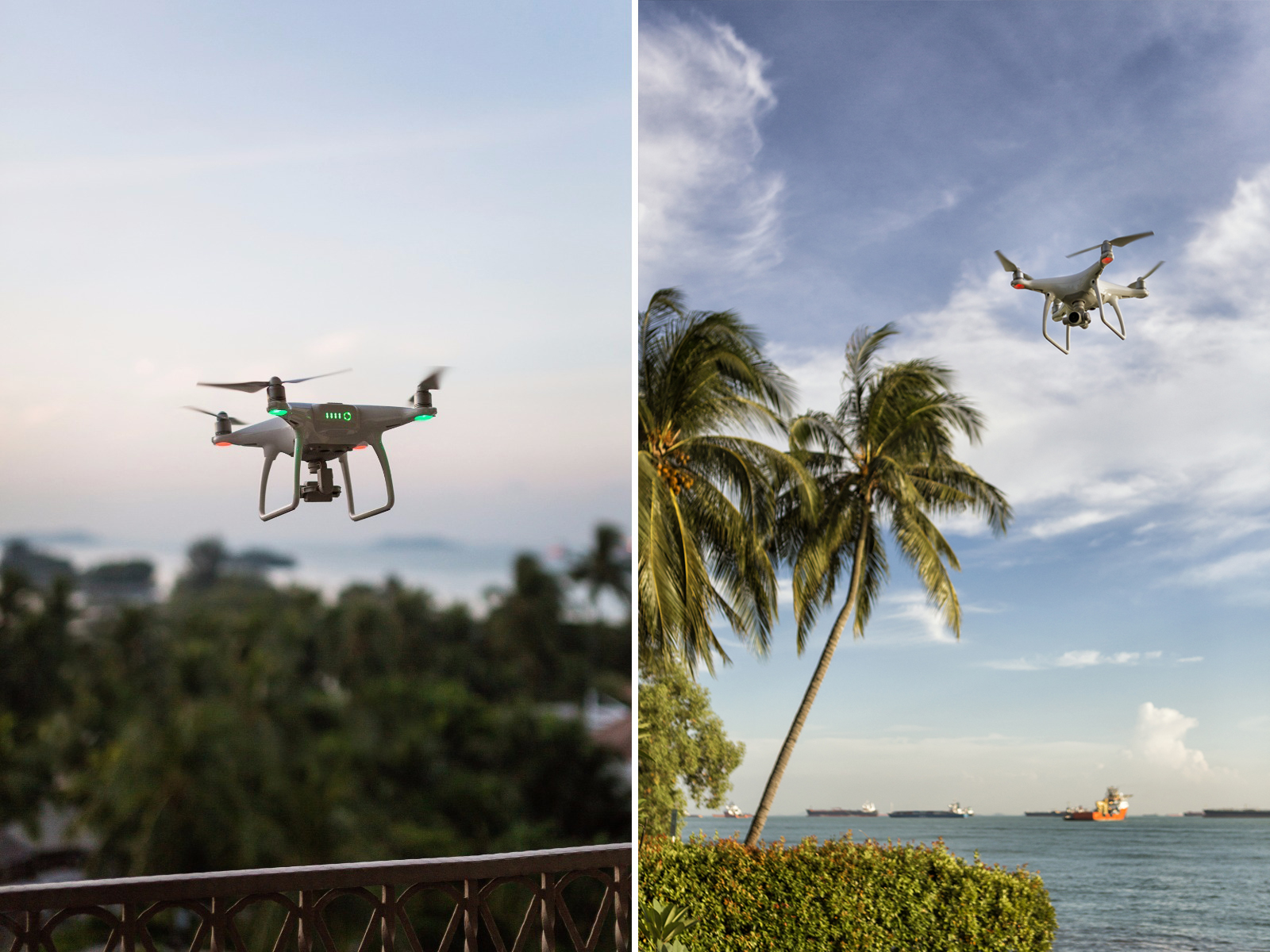 Aerial Wedding Videography