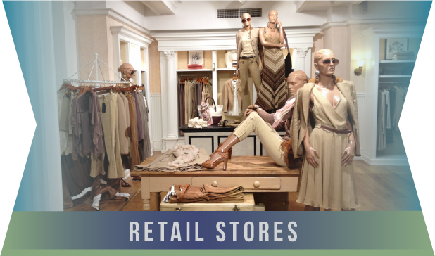 Retail Stores   In retail, cleaning is a requirement. Appearance is vital to the success of retail locations. Even something as simple as a floor that shines can subconsciously convince customers to trust and purchase your products.