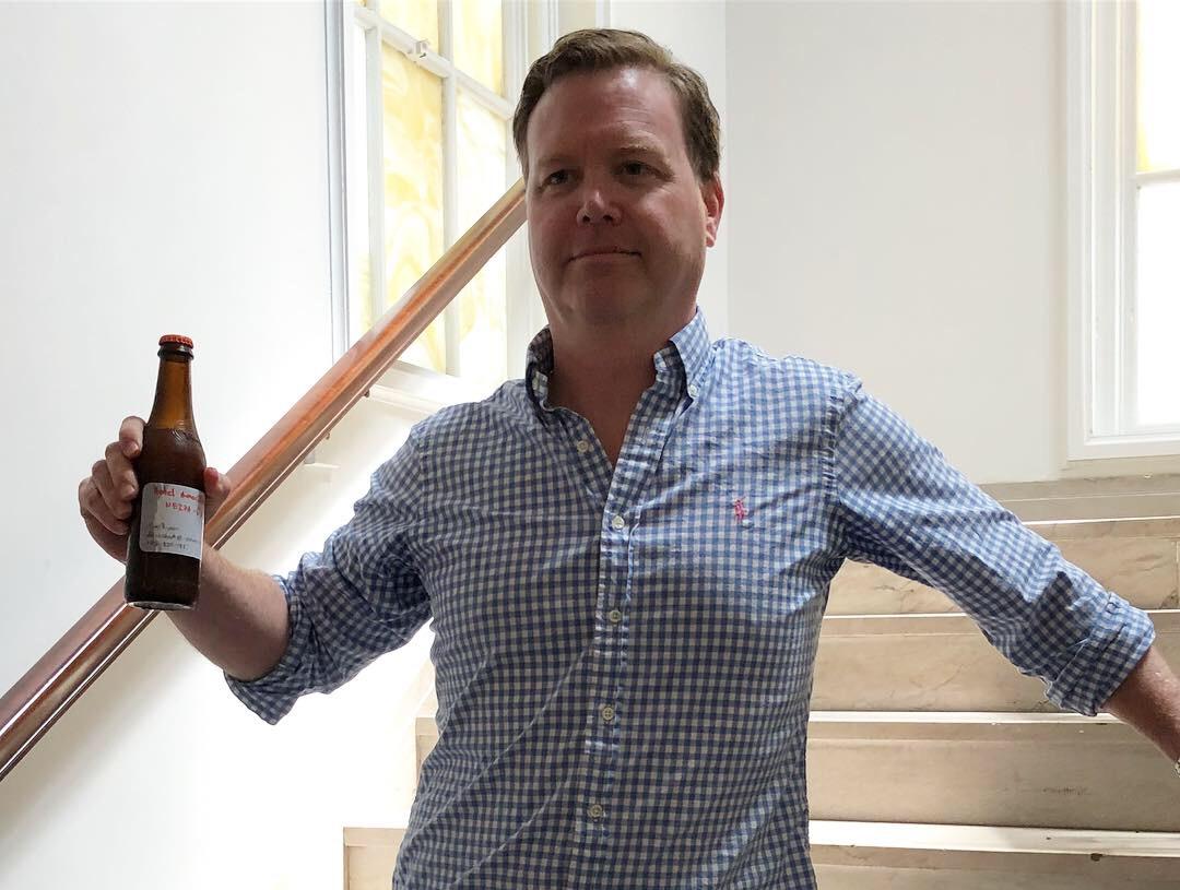 Tim Ryan, brewer of Hotel Amarillo