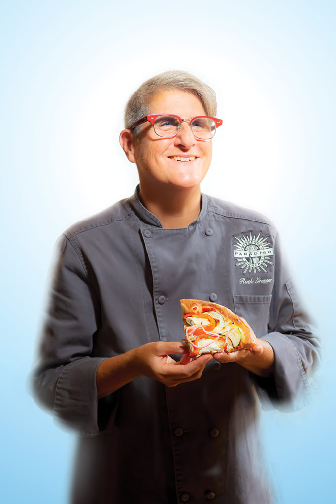 Ruth Gresser: Pizzeria Paradiso — Photo: Todd Franson