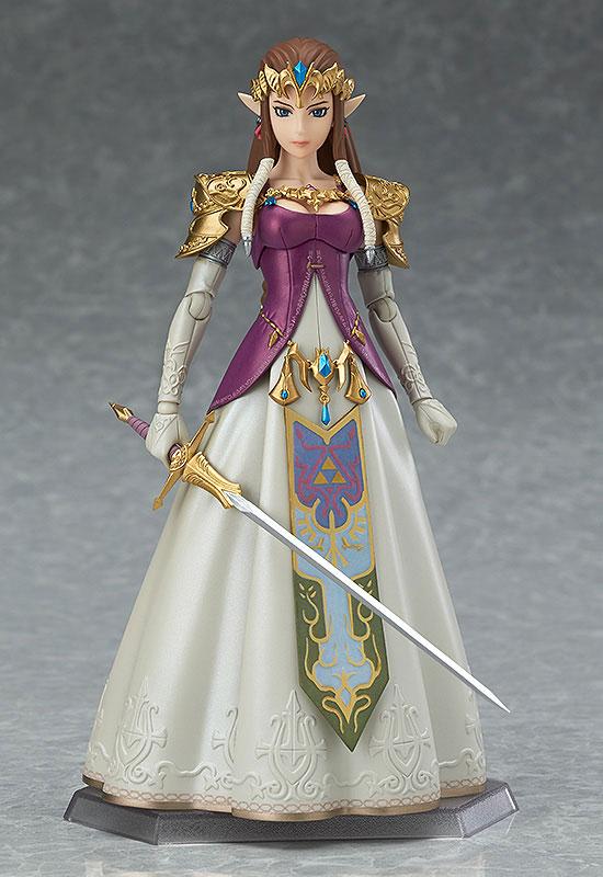 figma Twilight Princess: Zelda with sword. (Big Bad Toy Store)