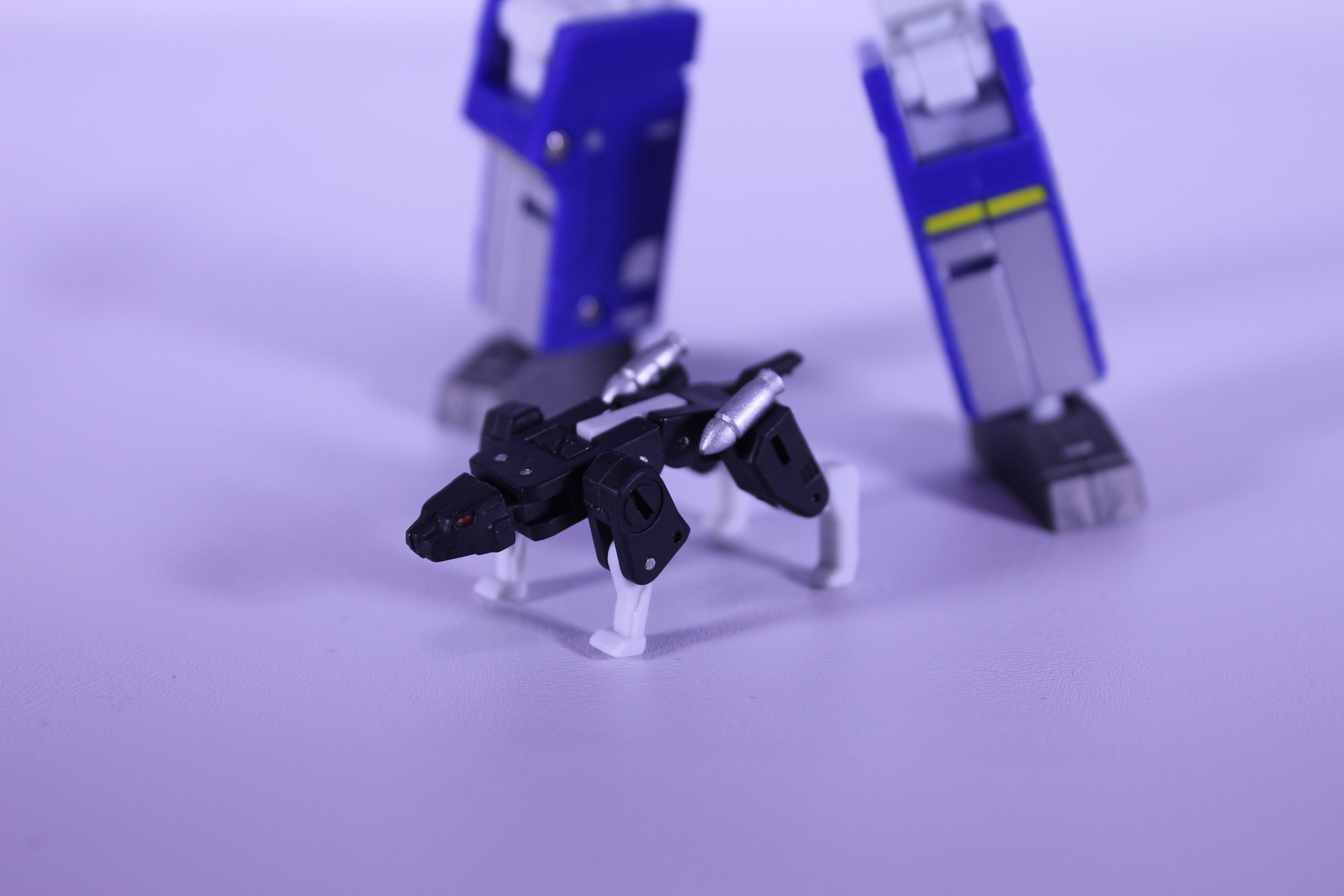 NOT Ravage Robot Mode