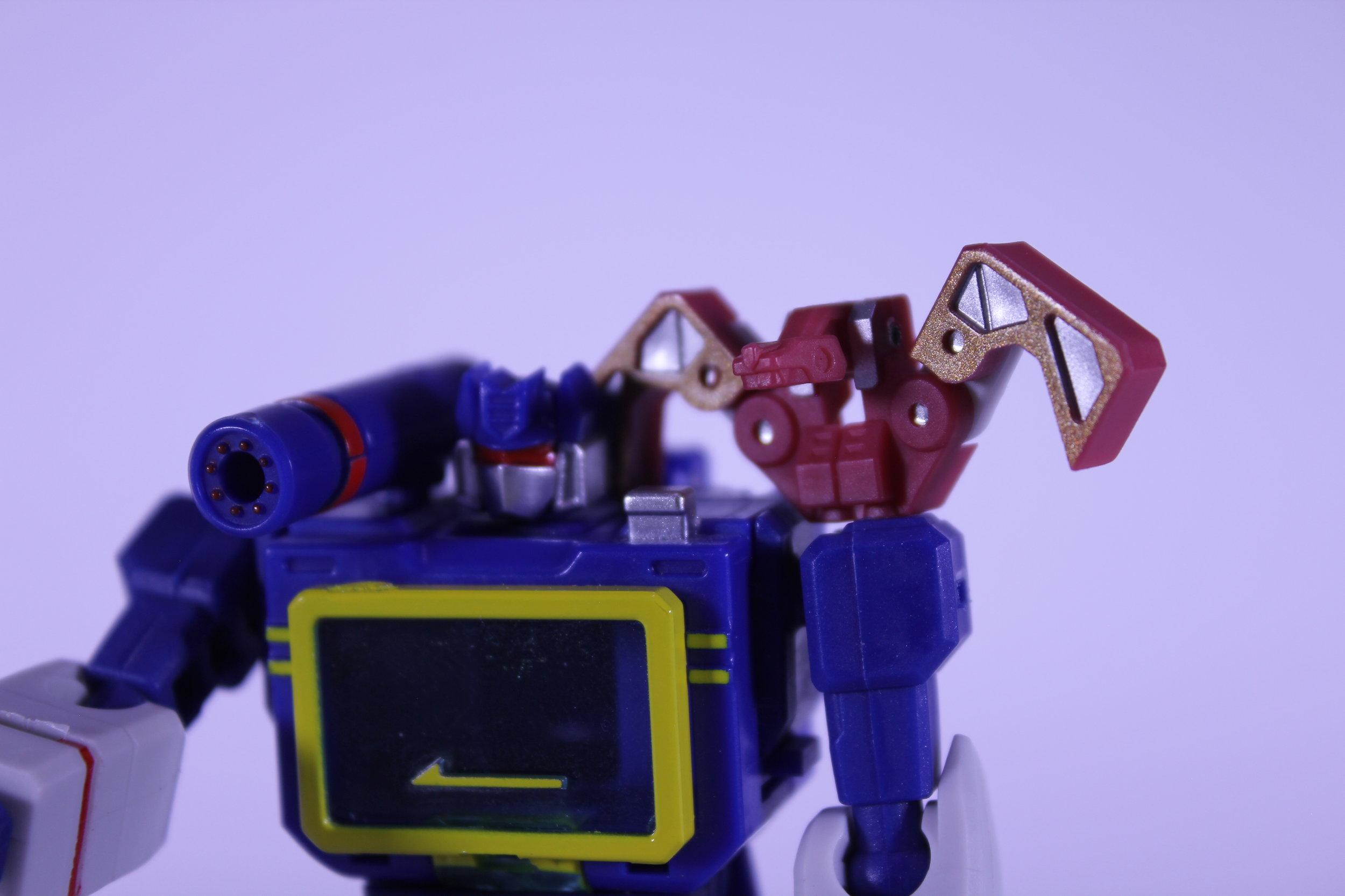 NOT Ratbat Robot Mode