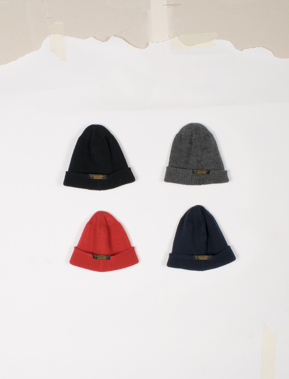 Wool Knit Watch Cap - $45