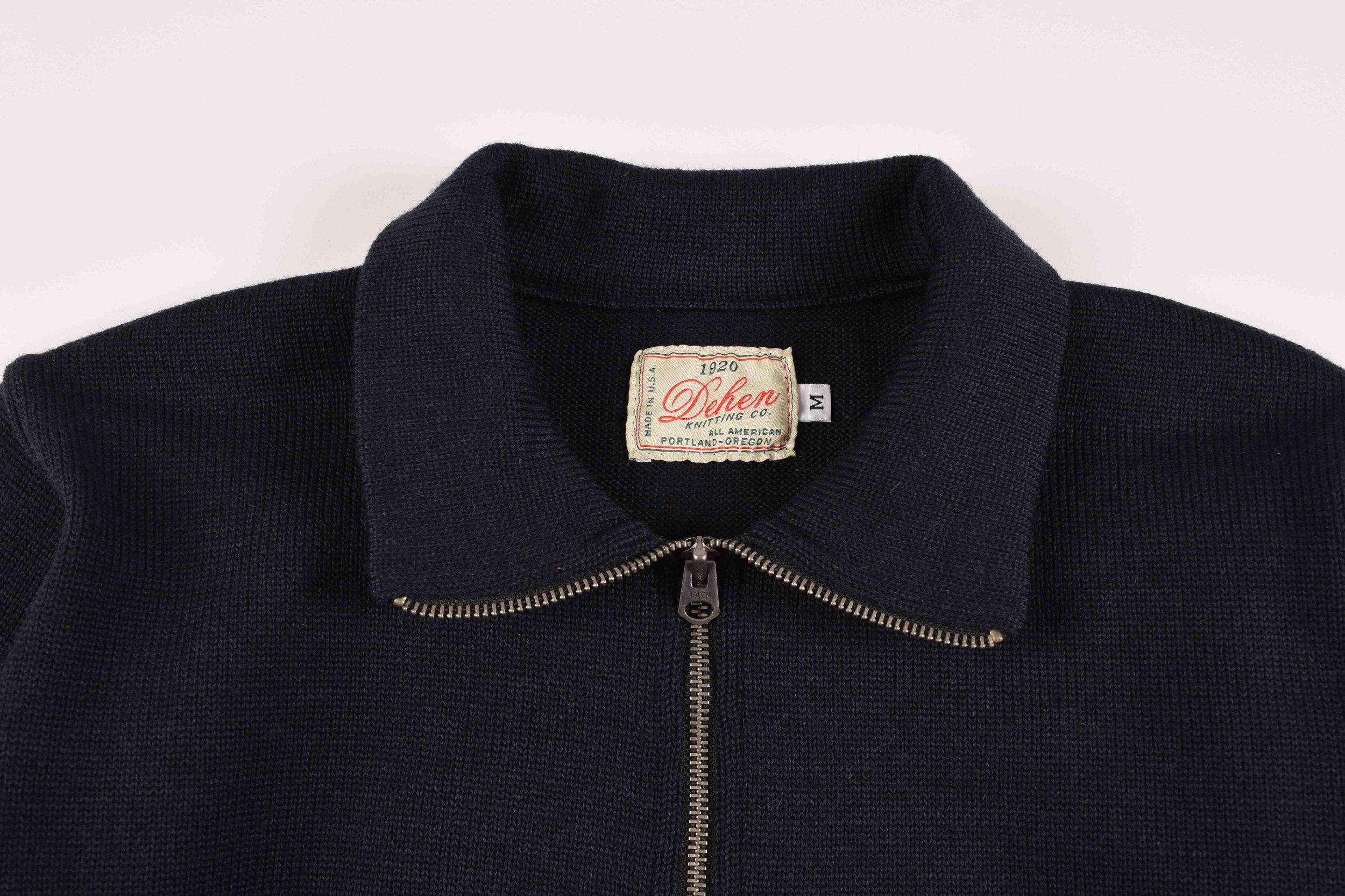 1/4 Zip Moto-Jersey