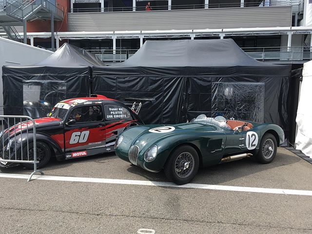 Proteus factory test driver Fabio Randaccio is keeping his eye in this weekend by racing in the @vwfuncupoff 25hour at Spa Francorchamps. If you happen to be in the area swing by the paddock and have a look at our C-Type. #proteus #ctype #vwfuncup #funcup #spa #spafrancorchamps #racing