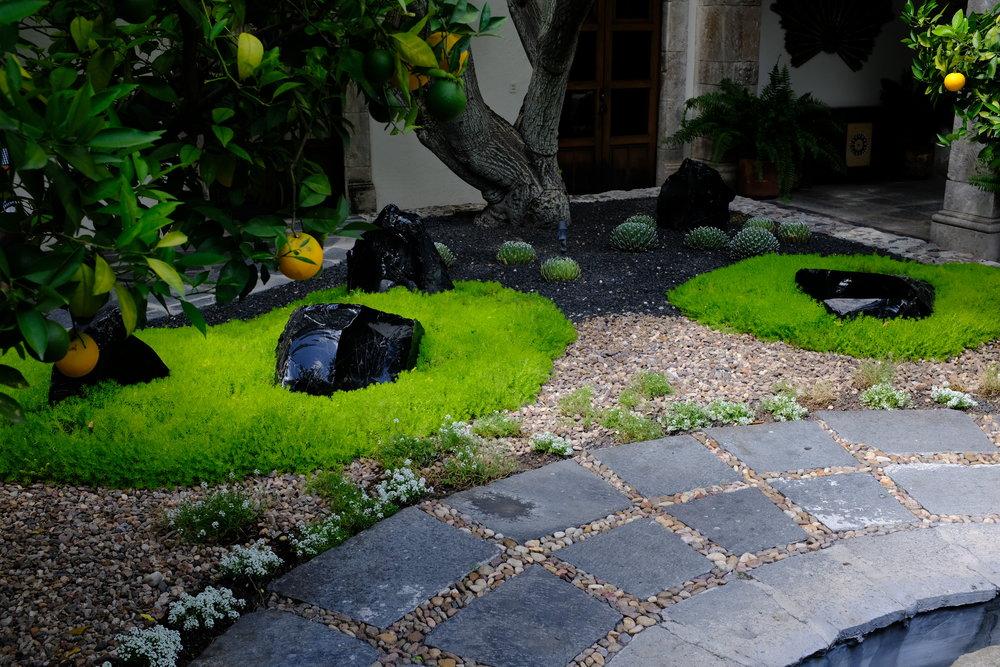 Obsidian Zen Garden Sma Mx Sozo Landscape Design