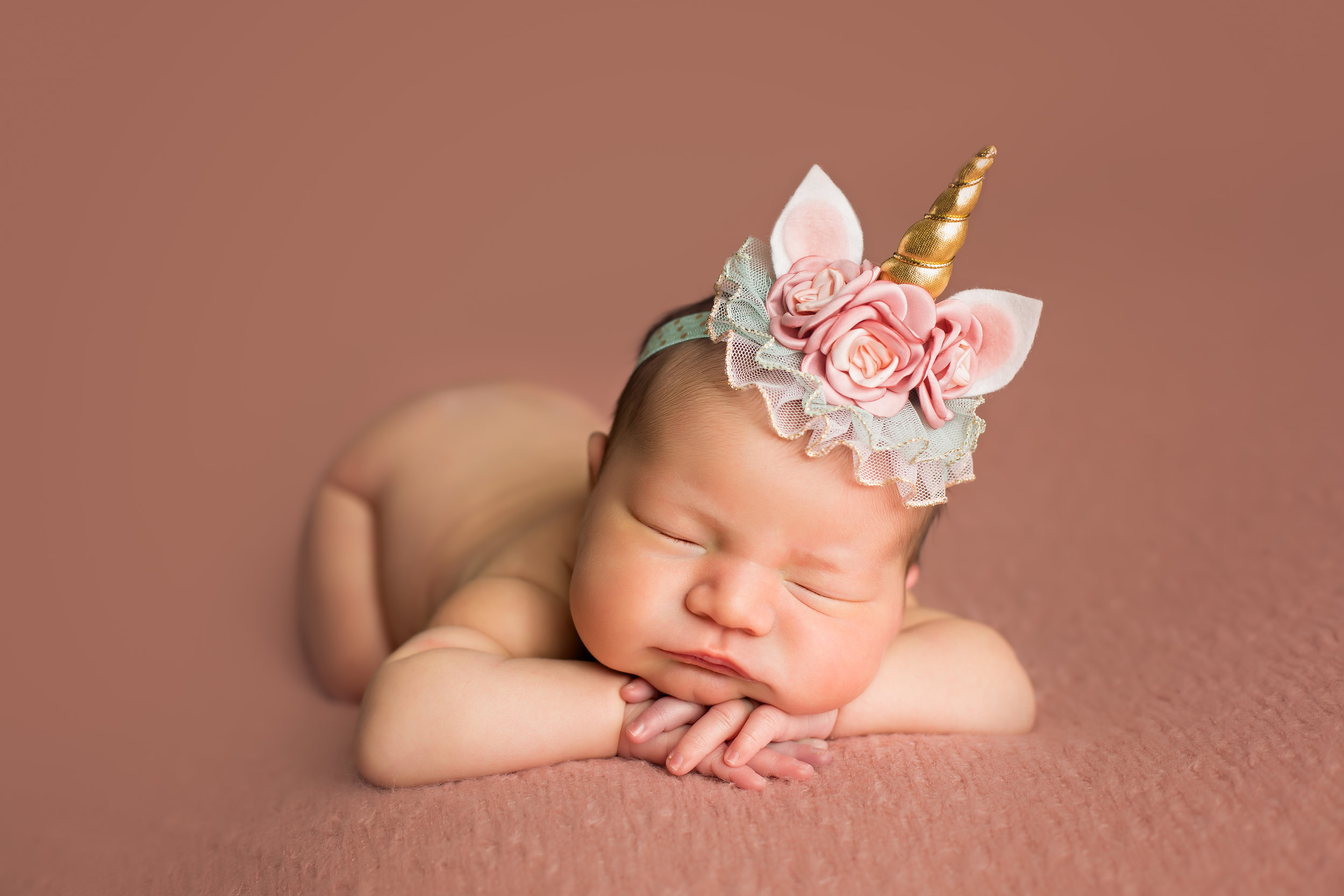 Unicorn baby! Get your very own unicorn headband from   Baby Birdie Boutique  !