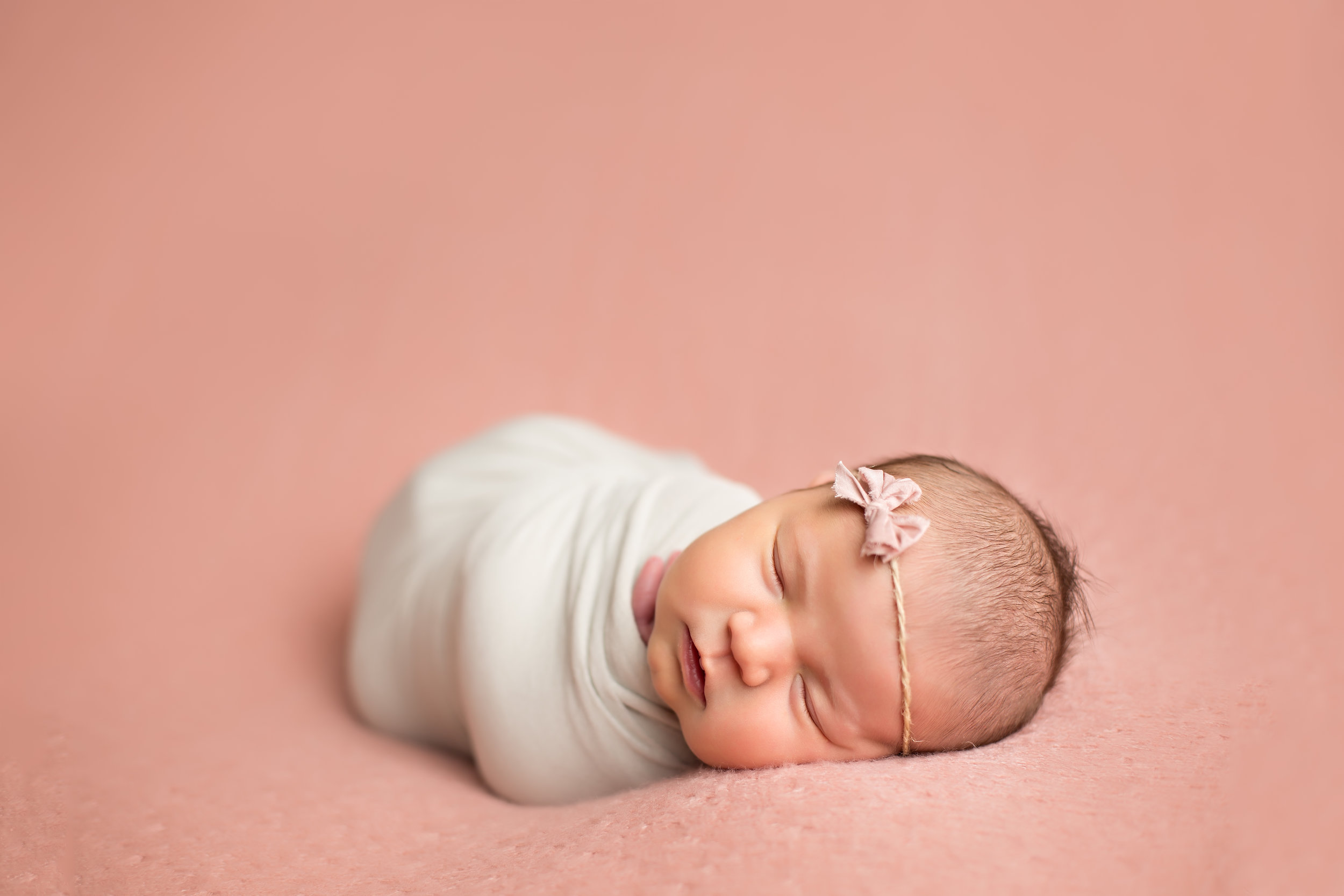 newborn photography swaddle