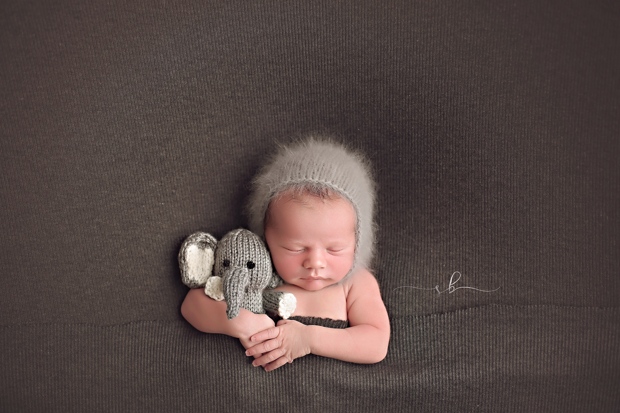 Jack at his newborn session