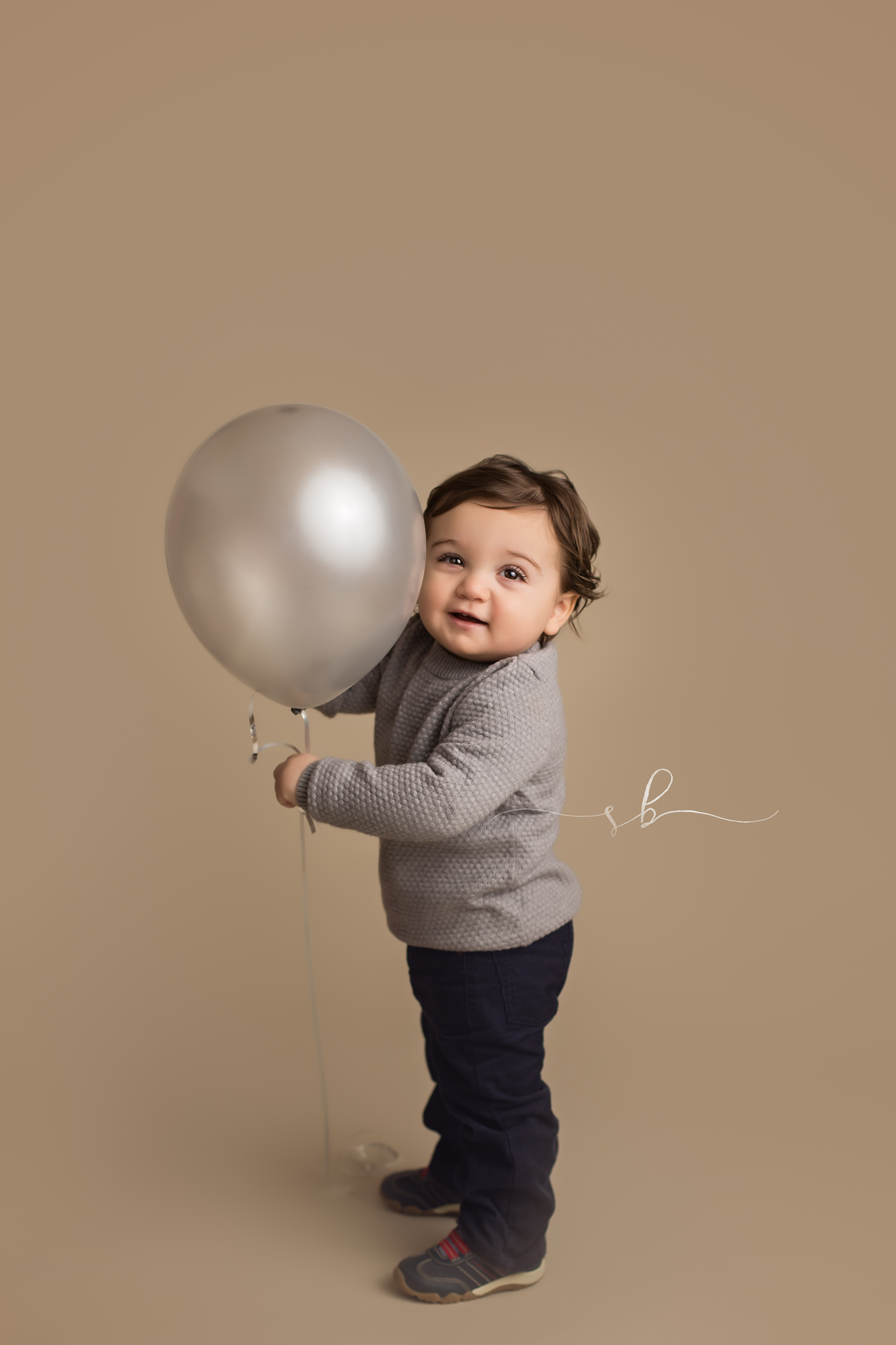 OMG.. Zach loved this balloon!