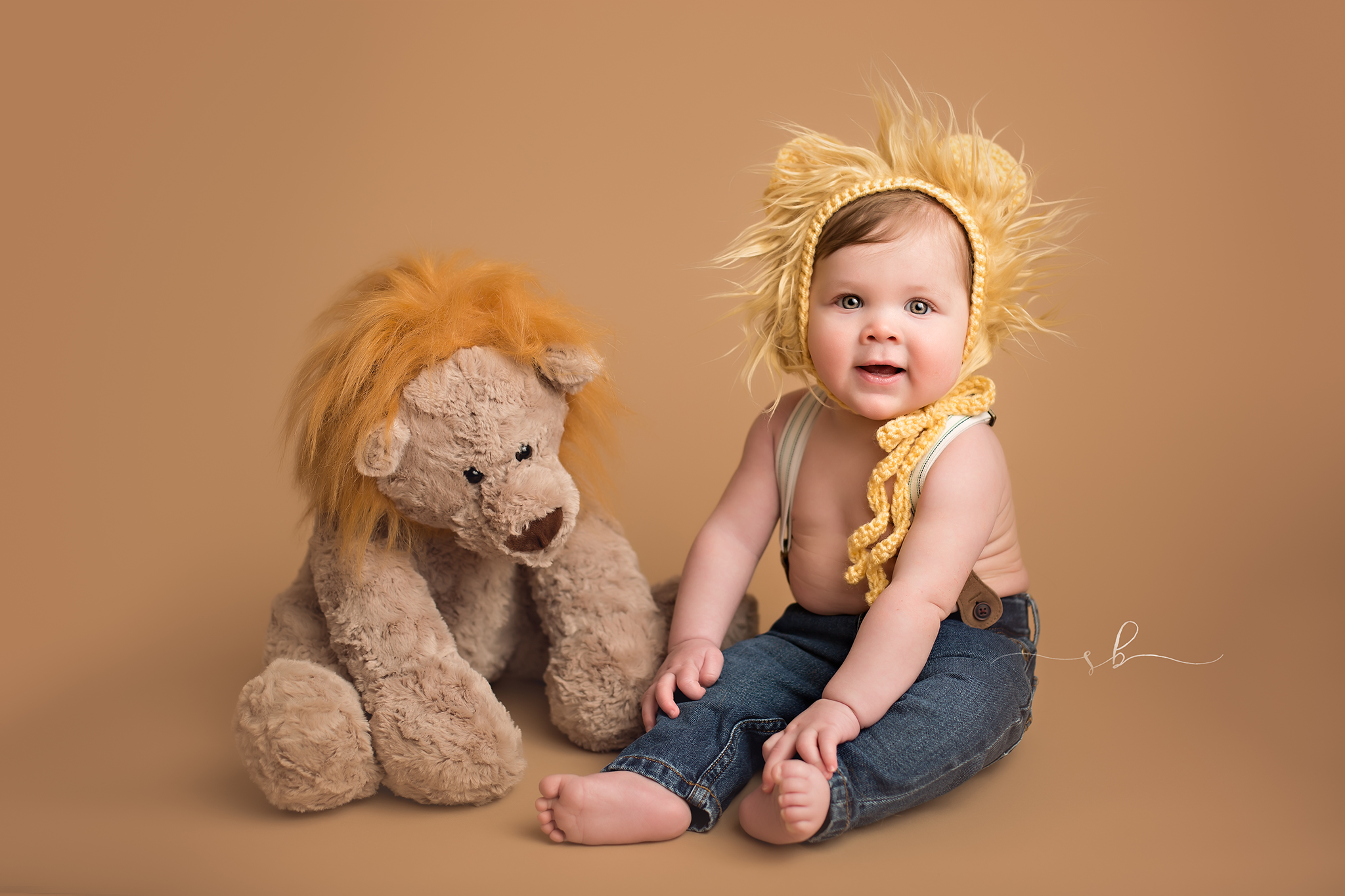 This lion is his favorite <3