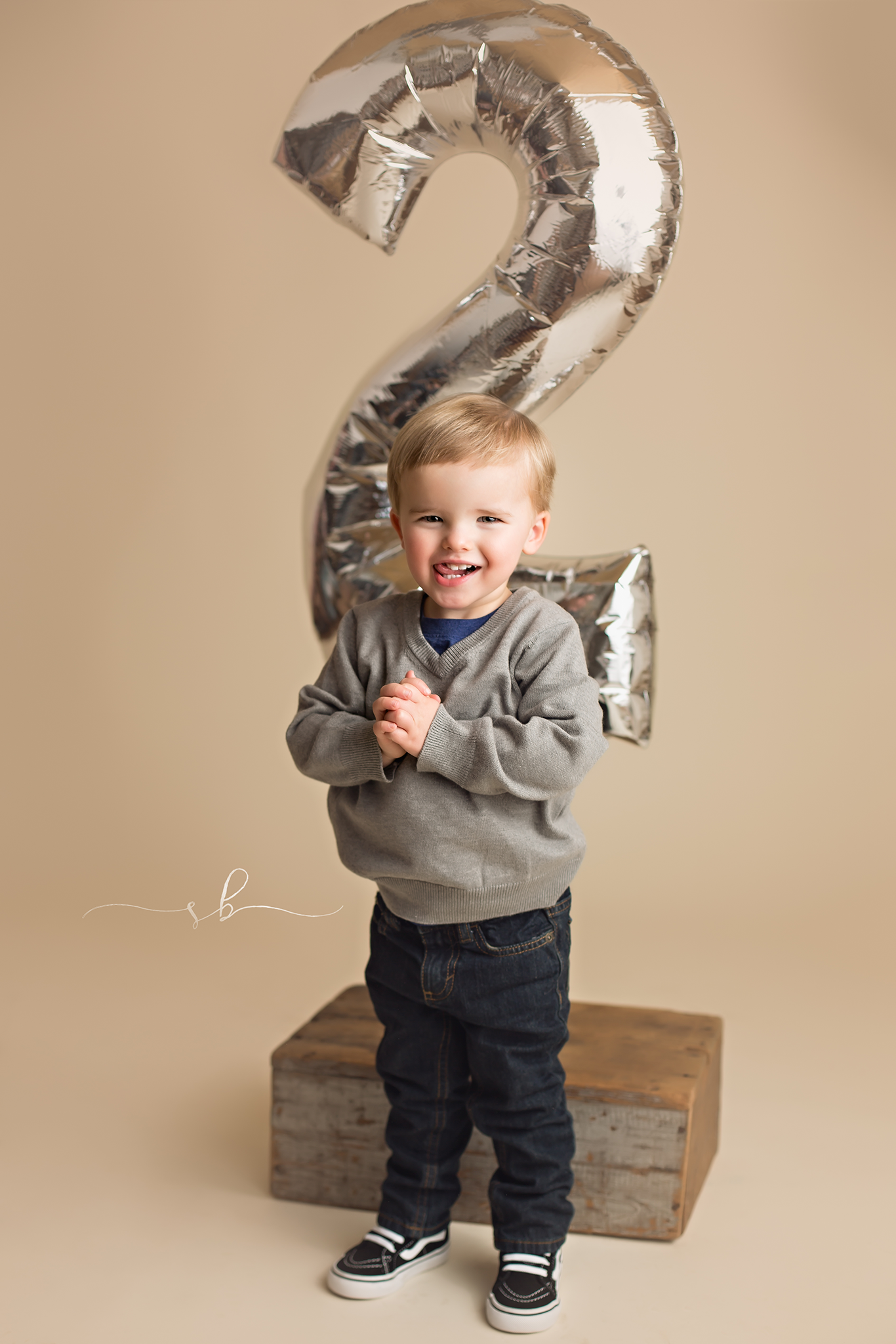 2 year photography session