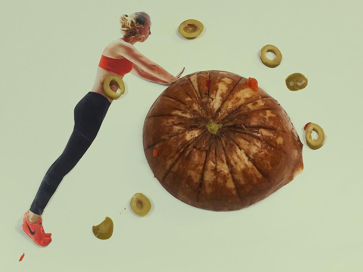 Olive Loaf Butt Workout