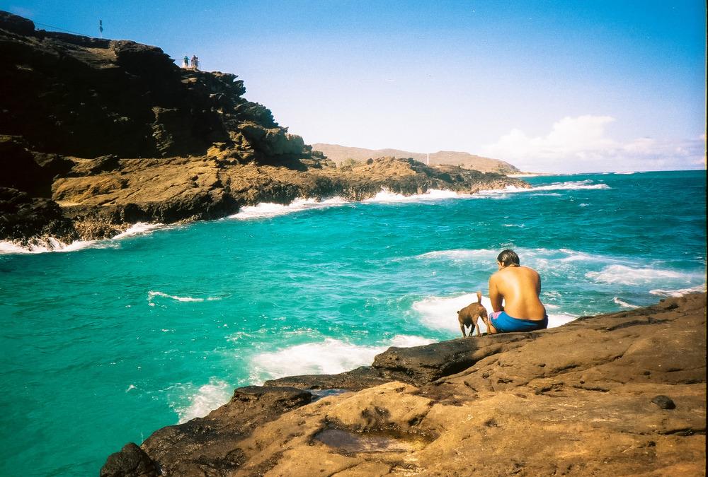 Divine Tio Halona Beach Cove