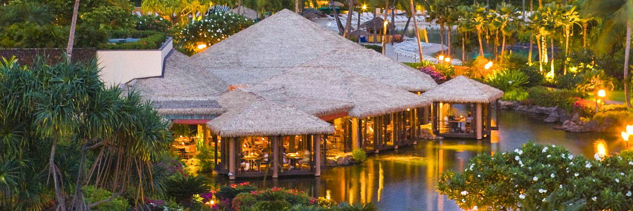 Tidepools Grand Hyatt Kauai