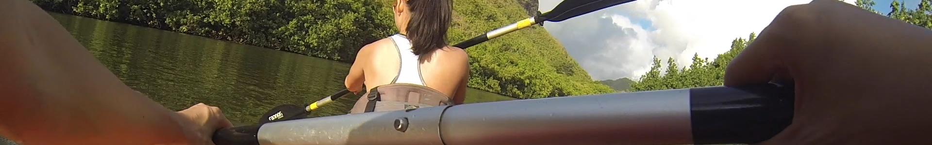 Wailua River and Secret Falls - Kauai