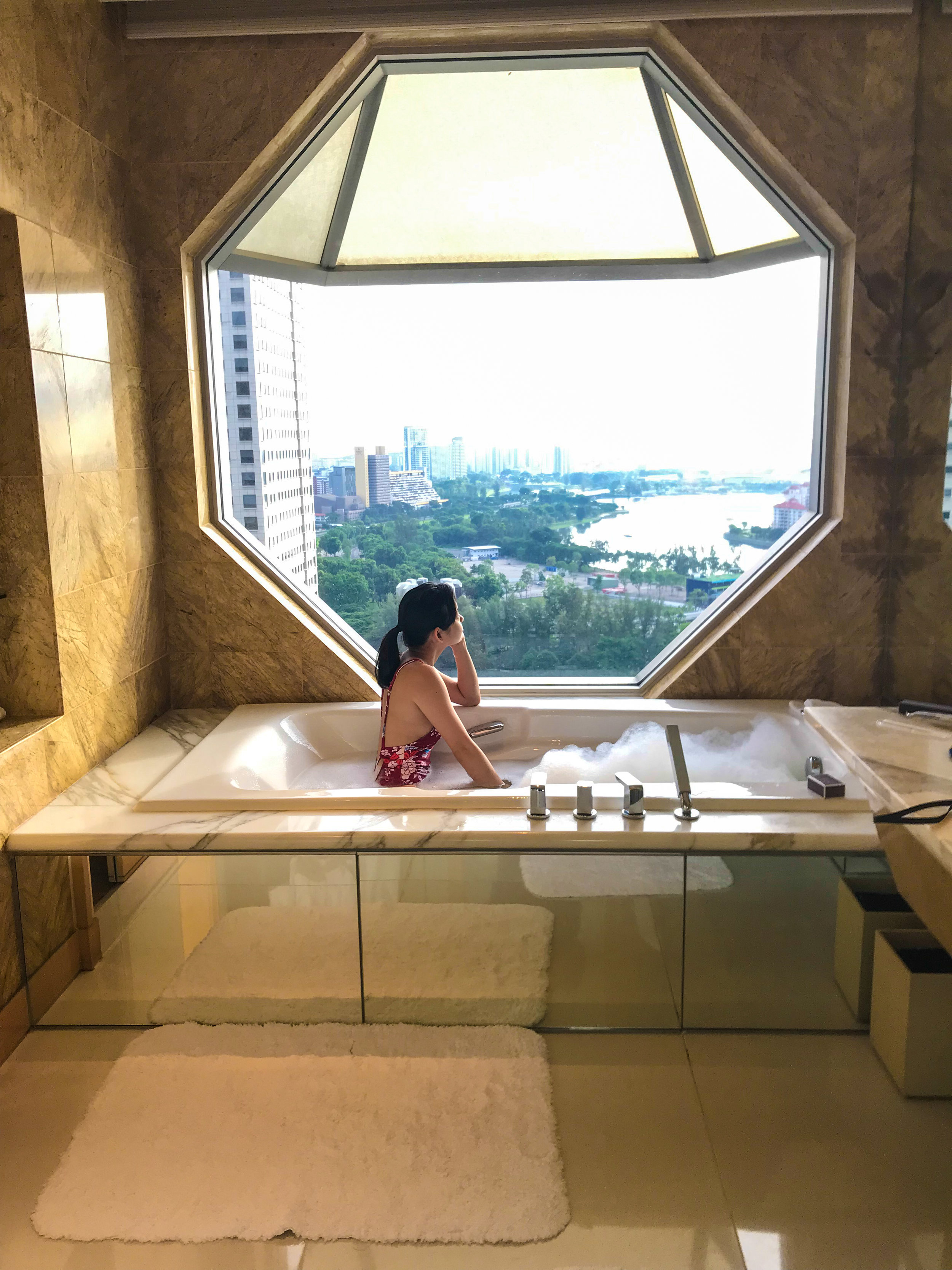 Divine Tio Singapore Ritz-Carlton Millenia