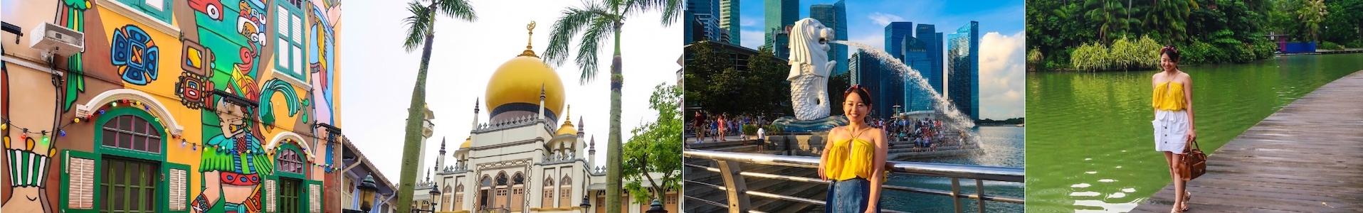 Lion City - Singapore
