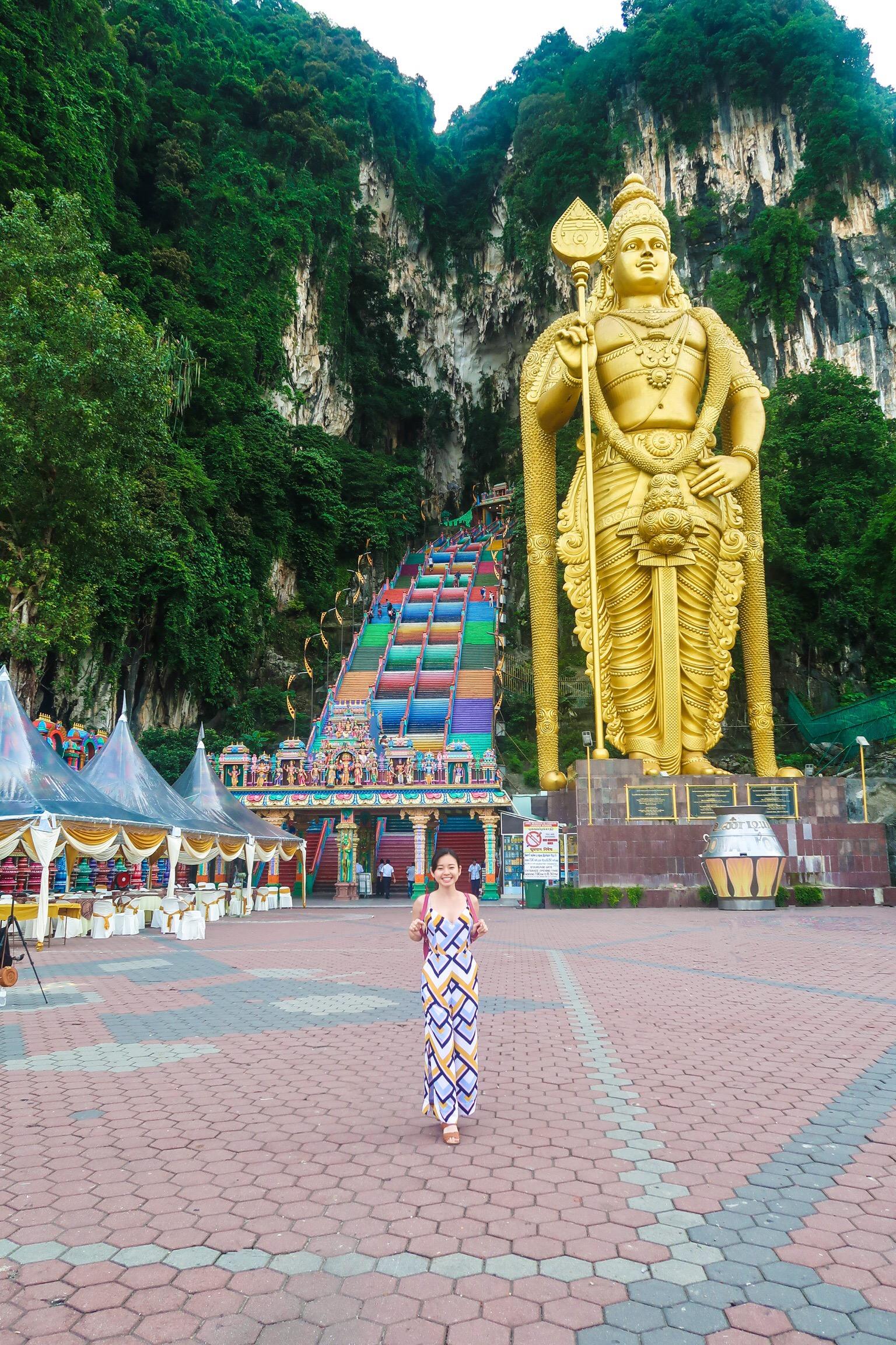 Divine Tio Malaysia Kuala Lumpur Batu Caves