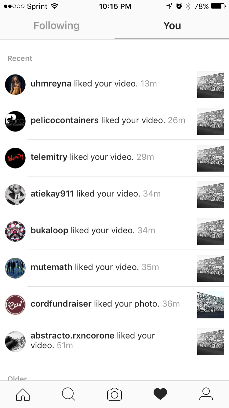 MUTEMATH LIKED MY MURAL :)
