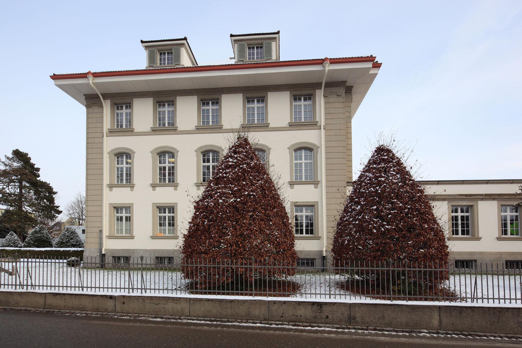 Sanierung Schloss