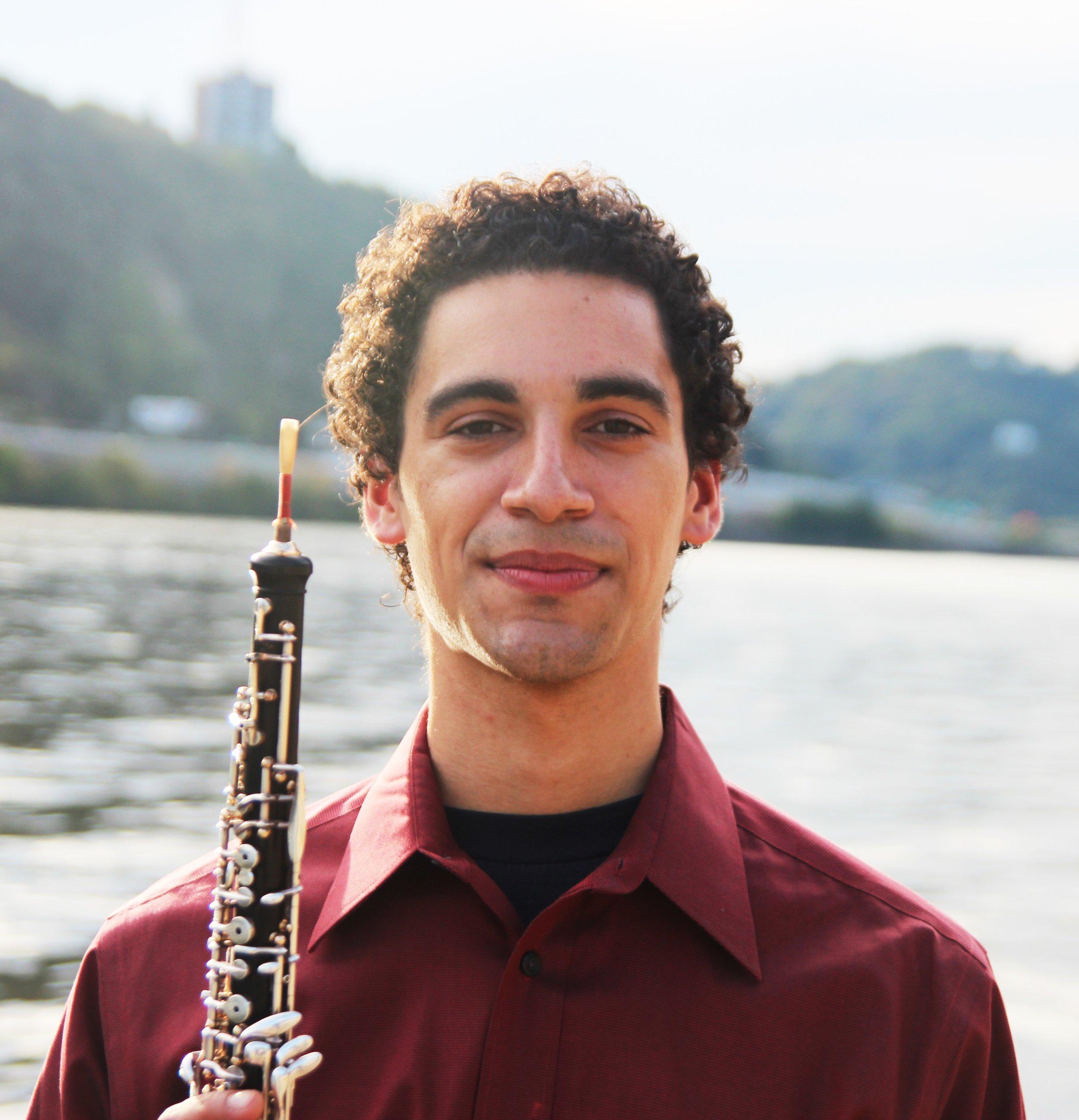 David Fitzpatrick, oboe