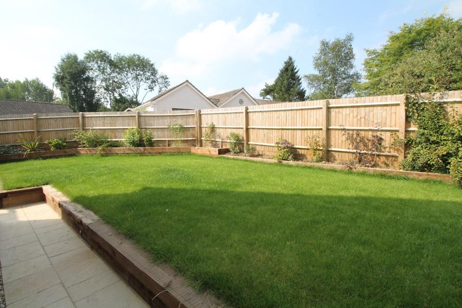 MJD Homes garden