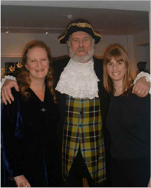 Town Crier, Phil 'Piglet' Rowley