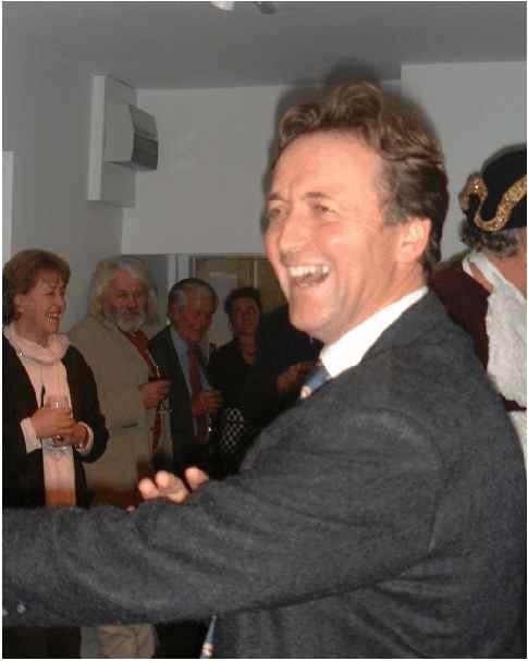 Andrew George, MP