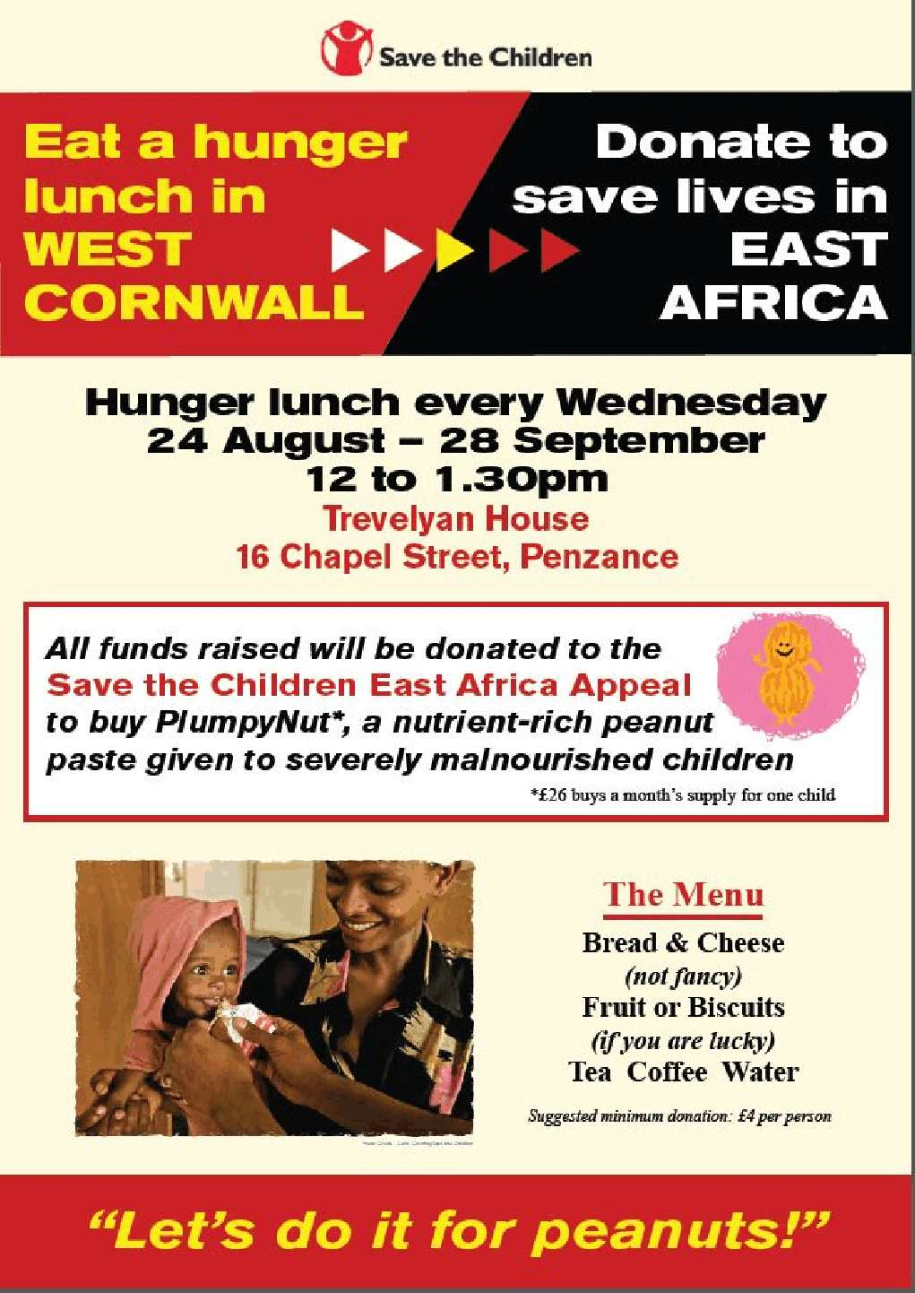 Hunger Lunches 2011