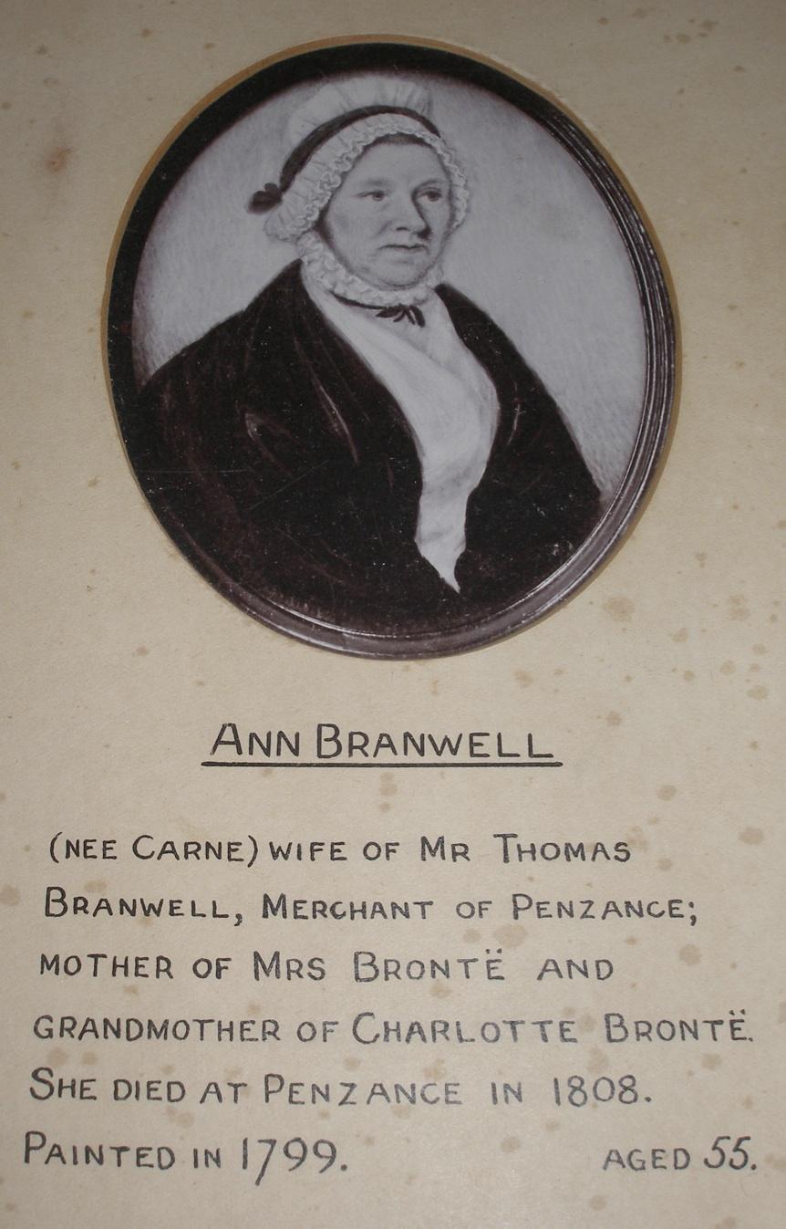 Ann Branwell
