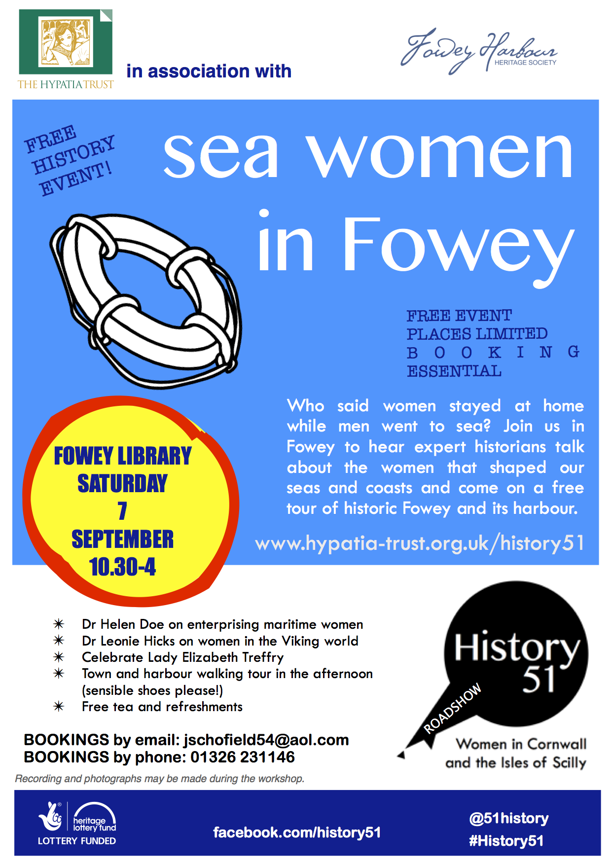 Sea Women in Fowey 7 Sep 2013