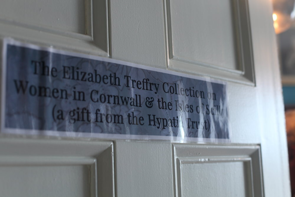 Digitisation Project - Elizabeth Treffry
