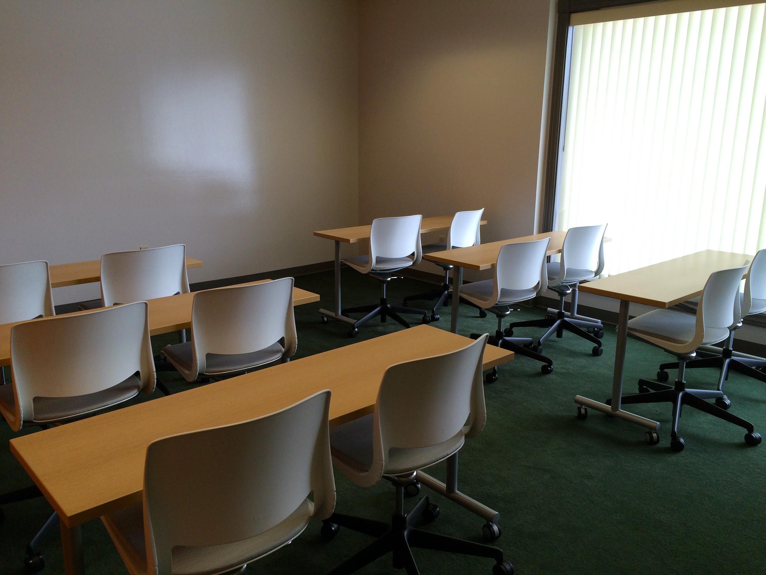 Classroom Rows