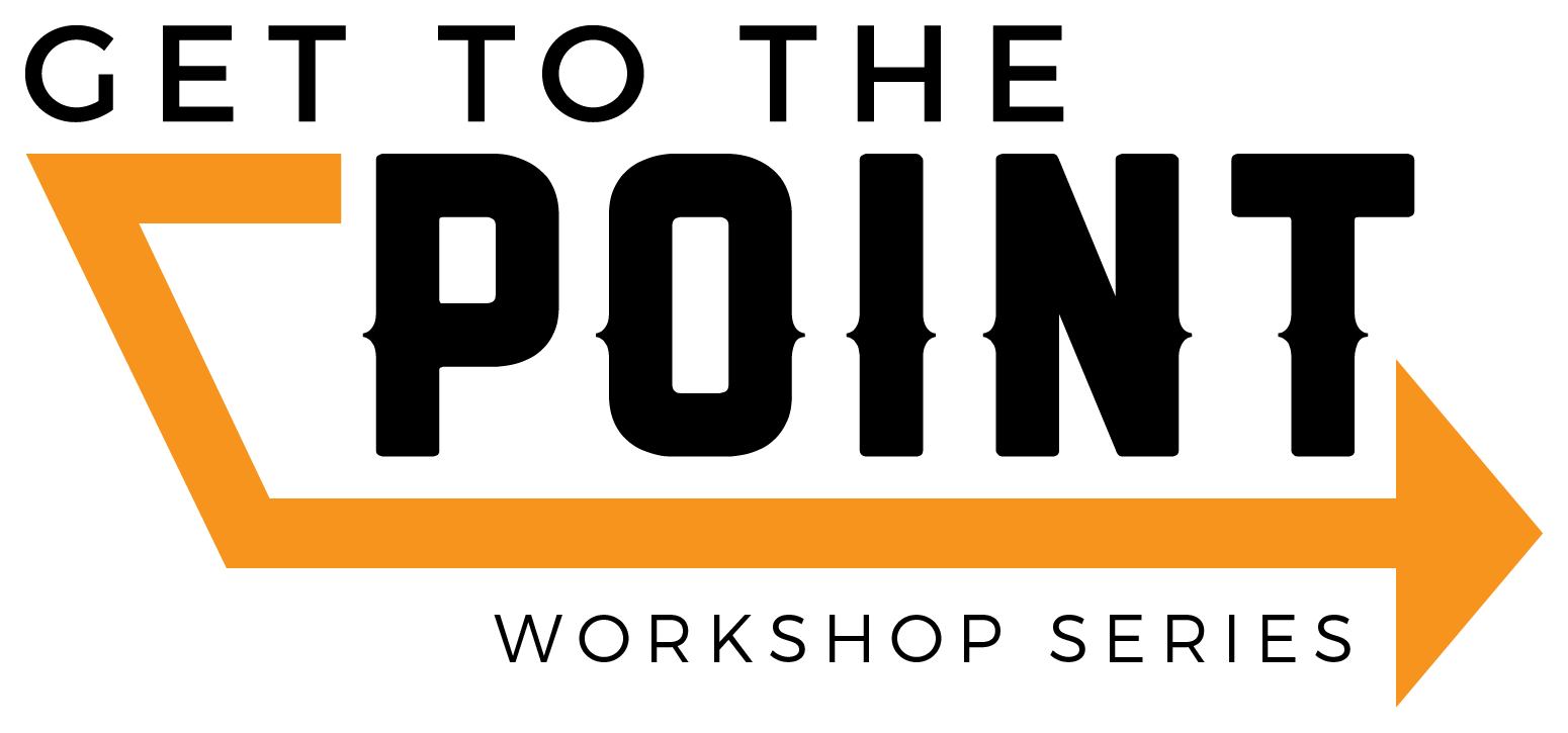 CommonPoint: Get to the Point Workshop Series