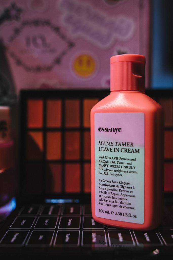 Eva NYC  Mane Tamer  Leave-In Cream.