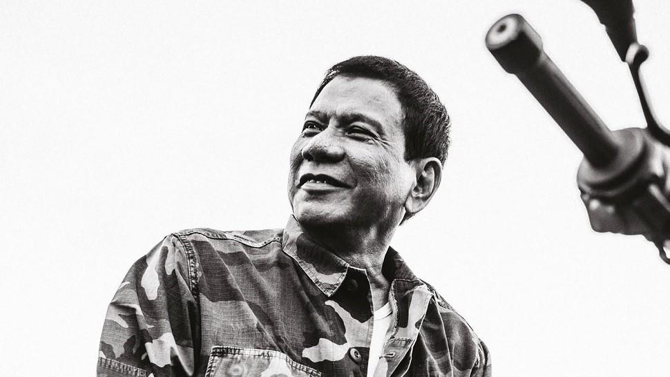 President Rodrigo Duterte / Photo from Esquire Philippines