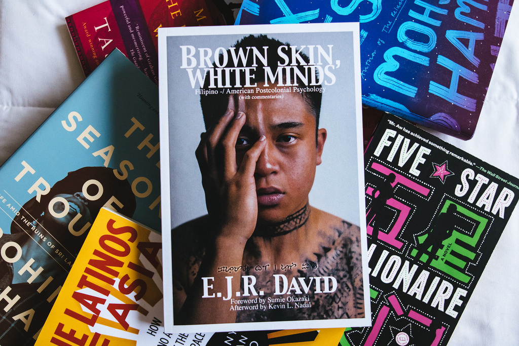 Brown Skin, White Minds by Filipino-American scholar and professor, EJR David, is a classic and one of the definitive resources on colonial mentality among Filipinos.