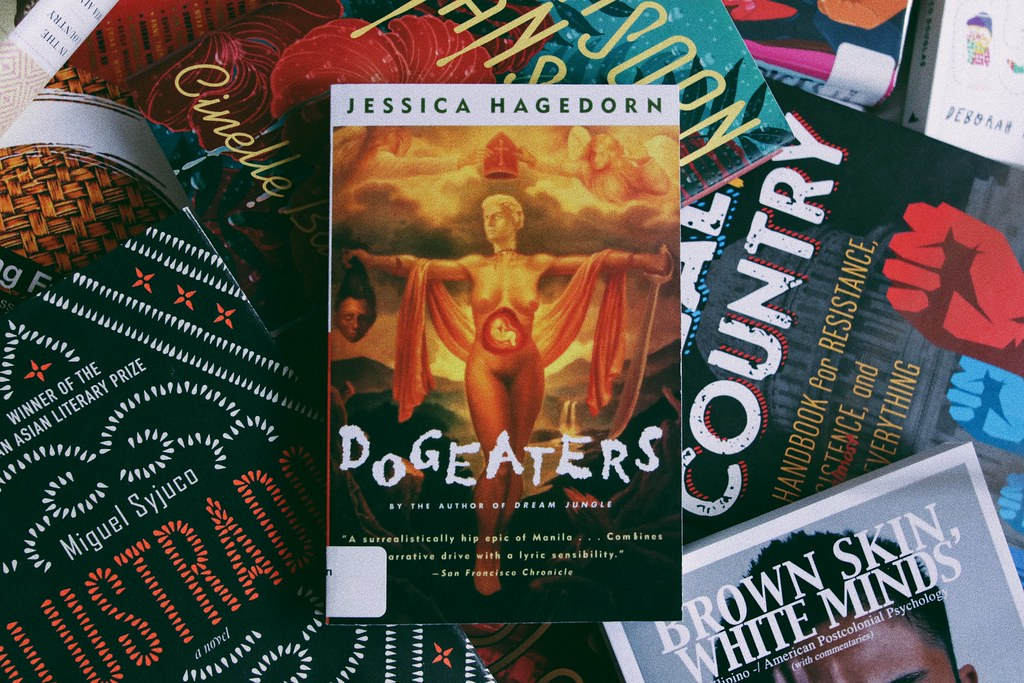 Dogeaters by Jessica Hagedorn is a Filipino American classic from 1991.