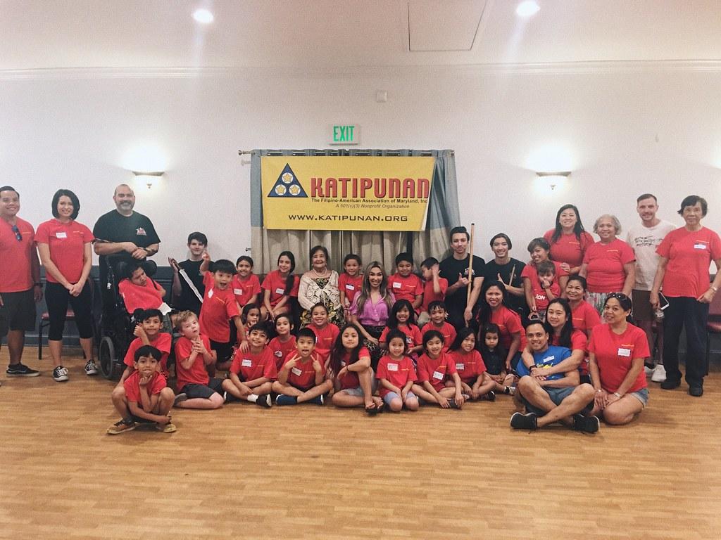 The Katipunan Filipino Cultural School
