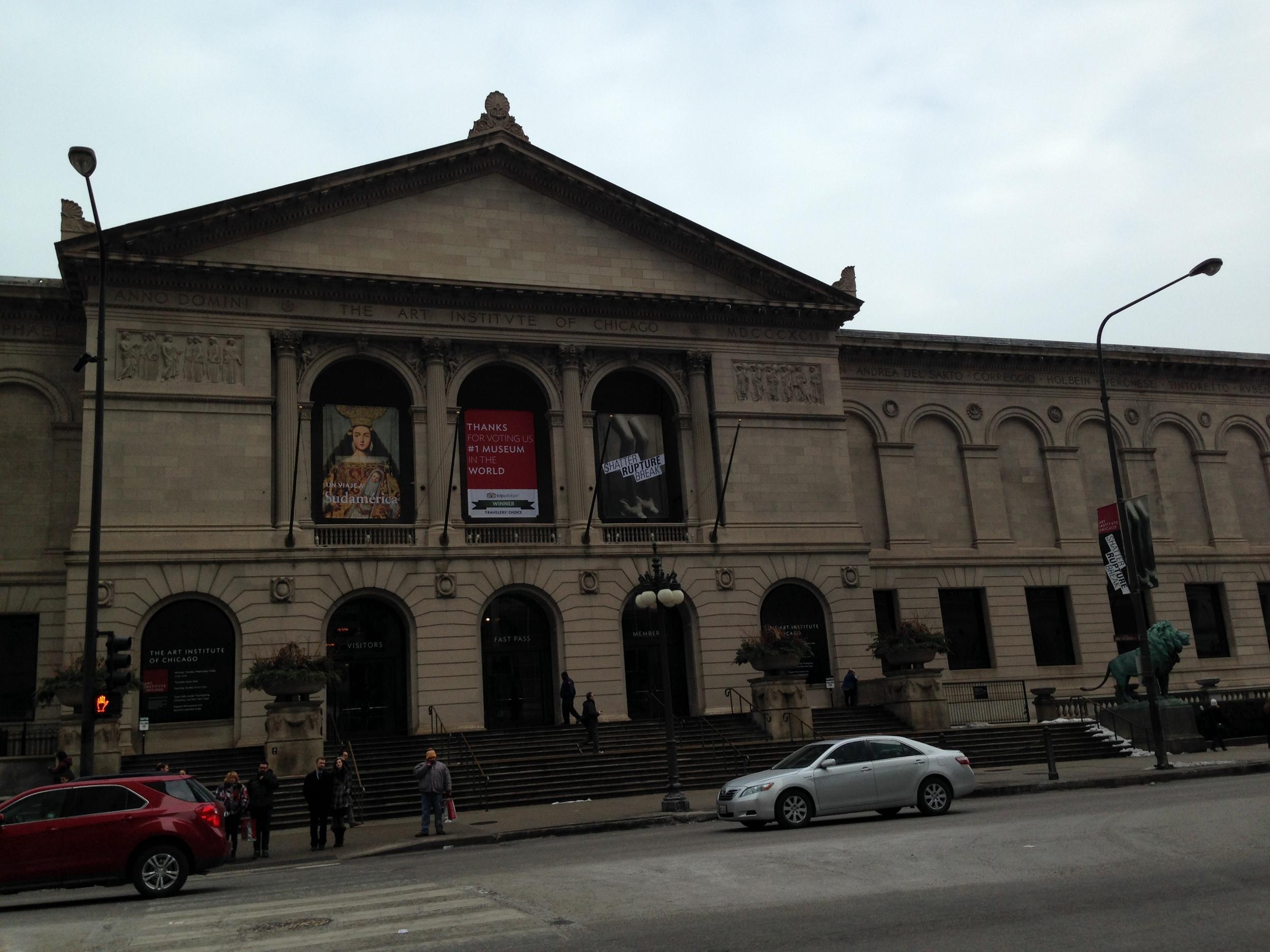 The Art Institute.